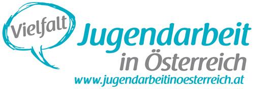 Logo Vielfalt Jugendarbeit in Österreich