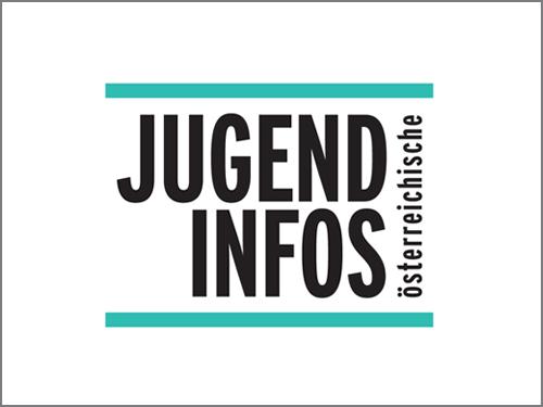 Logo Schriftzug Jugendinfos