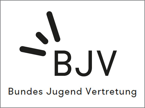 Logo der Bundesjugendvertretung