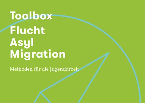 Titelbild des Folders mit Schriftzug