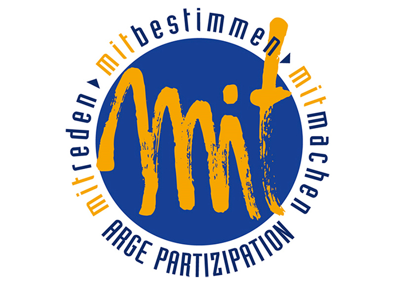 Logo der Arge Partizipation