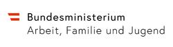 Logo Bundesministerium für Arbeit, Familie und Jugend